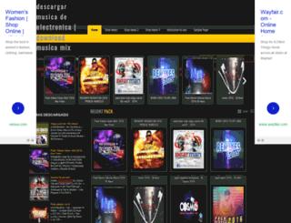 zonadeldj.blogspot.com screenshot