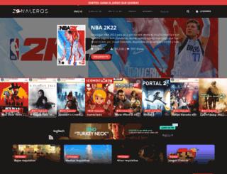 zonaleros.net screenshot
