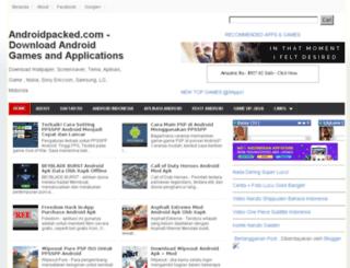 zonaponsel.mywapblog.com screenshot