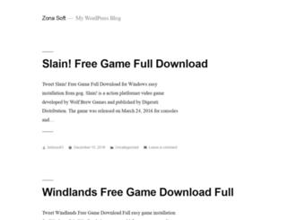 zonasoft.net screenshot