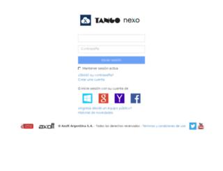 zonasoporte.axoft.com screenshot
