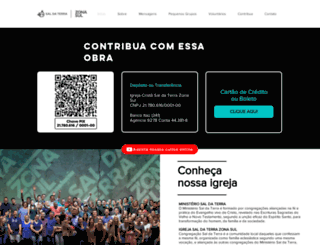 zonasul.org screenshot