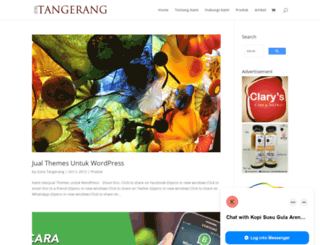 zonatangerang.com screenshot