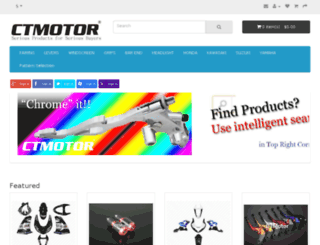 zondamotor.com screenshot