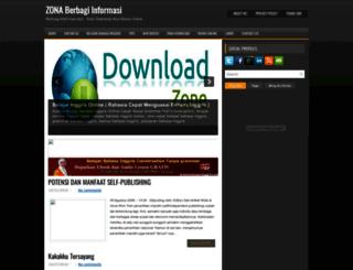zone-klik.blogspot.com screenshot