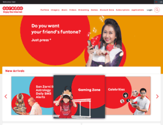 zone.ooredoo.com.mm screenshot