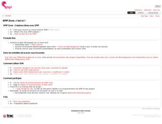zone.spip.org screenshot