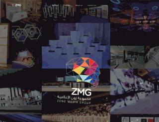 zonegroup.ae screenshot