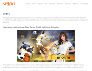 zonersports.com screenshot