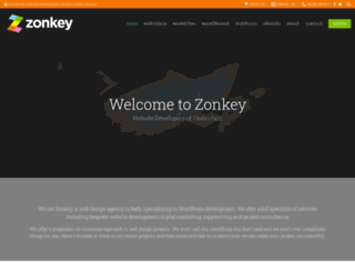 zonkey.co.uk screenshot