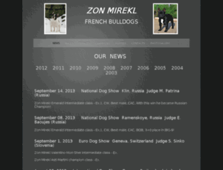 zonmiracl.ru screenshot