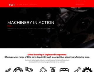 zonten.com.my screenshot