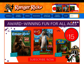 zoobooks.com screenshot