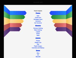 zoock.net screenshot