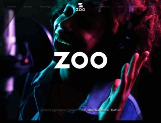 zoodigital.com screenshot