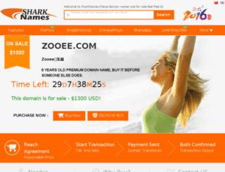 zooee.com screenshot