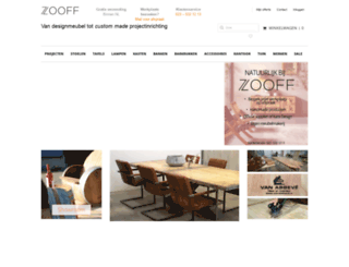 zooff.nl screenshot