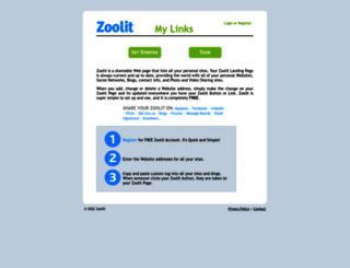 zoolit.com screenshot