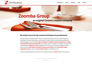 zoombagroup.com screenshot