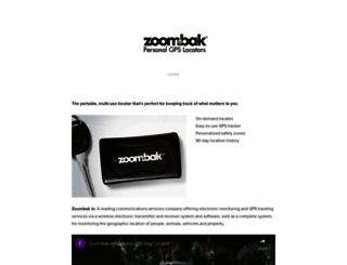 zoombak.com screenshot