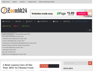 zoombd24.com screenshot