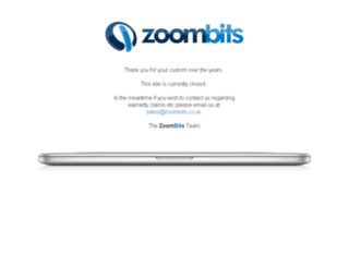zoombits.co.uk screenshot