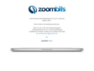 zoombits.de screenshot