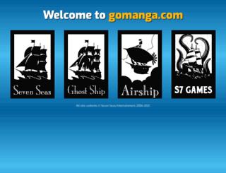 zoomcomics.com screenshot