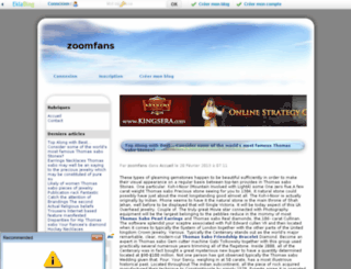 zoomfans.eklablog.com screenshot