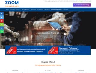 zoomgroup.com screenshot