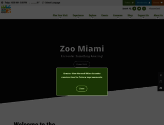 zoomiami.org screenshot