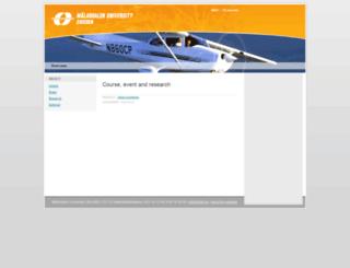 zoomin.idt.mdh.se screenshot