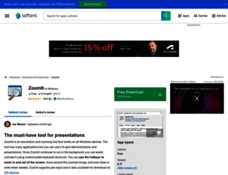 zoomit.en.softonic.com screenshot
