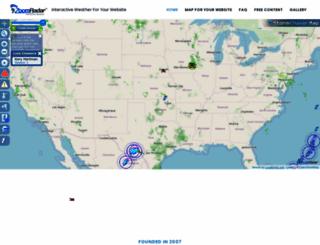 zoomradar.net screenshot
