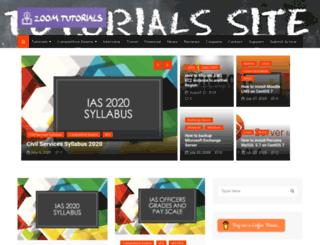 zoomtutorials.com screenshot