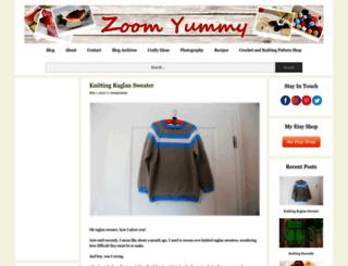 zoomyummy.com screenshot