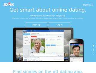 zoosk.co screenshot