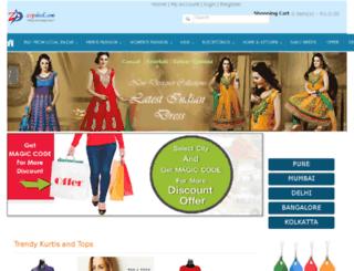 zopdeal.com screenshot