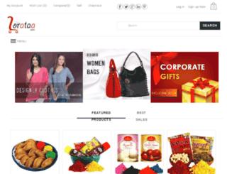 zorataa.com screenshot