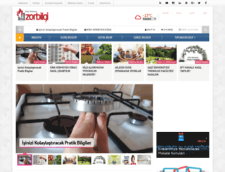 zorbilgi.com screenshot