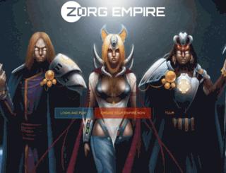 zorgempire.org screenshot