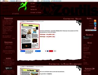 zoutils.ek.la screenshot