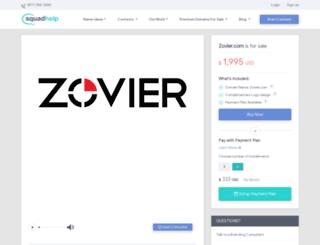 zovier.com screenshot