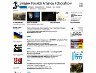 zpaf.pl screenshot
