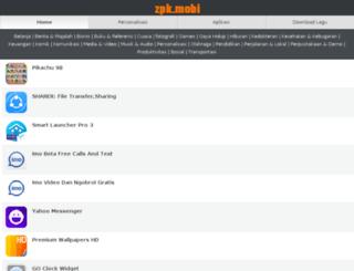 zpk.mobi screenshot