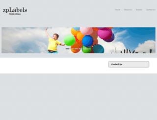 zplabels.com screenshot