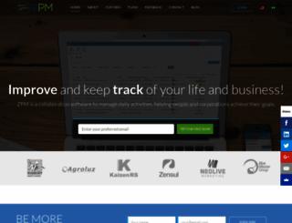 zpmtask.com screenshot
