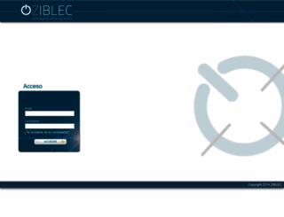 zpro.ziblec.com screenshot
