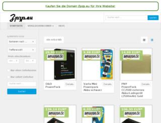 zpzp.eu screenshot