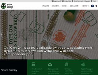 zrp.pl screenshot